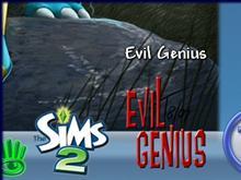 Evil Genius Icon
