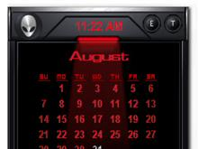 Darkstar Calendar