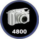 Nikon Coolpix Silver Set