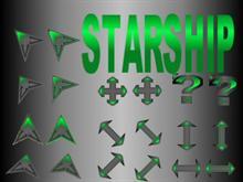 Starship Blue
