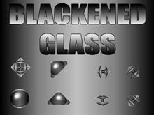 Blackened Glass