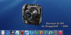 Olympus E-300 Camera