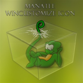 Manatee Wincustomize icon