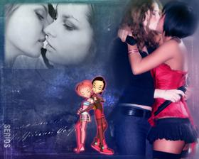 T.A.T.U vs Venus Kaly vs Aelita&Yumi