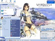 Vanquish Type Blue