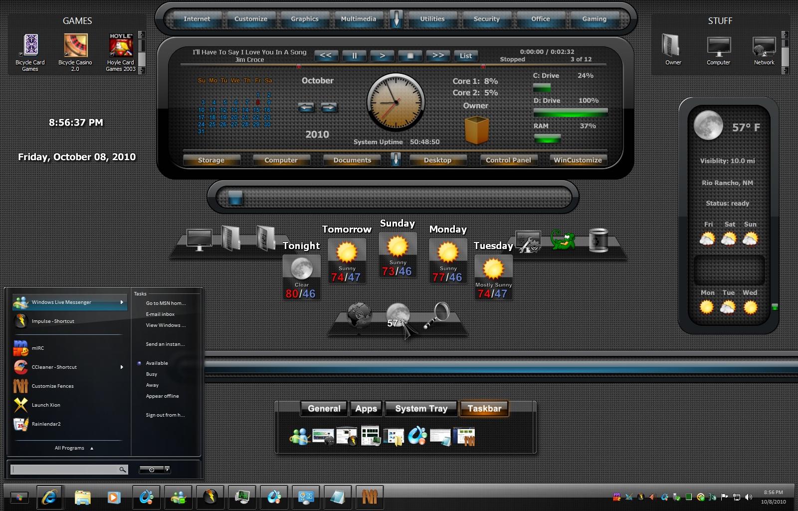 Bar Tender (TM Suite)