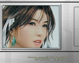 vault-tech screen