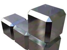 Chrome Tetris Blocks