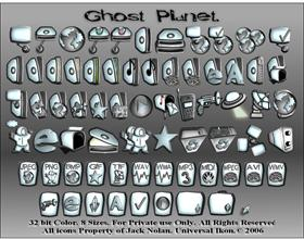 Ghost Planet.