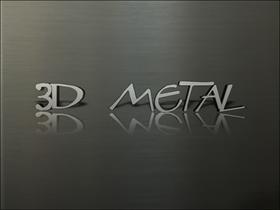 3D Metal