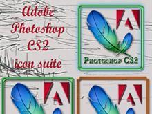Adobe PhotoshopCS 2 icon suite