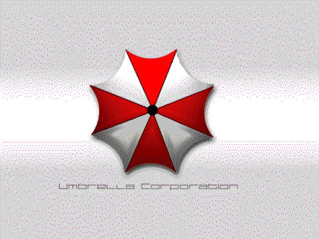 Does any1 have the spinning Umbrella Corporation screensaver from