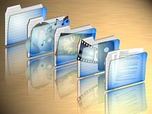 Mac-style folders