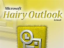Microsoft Office hairy Outlook