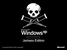 Windows XP: Jackass Edition