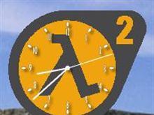 Half-Life 2 Clock