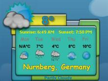 Terrestrial Weather