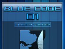 Blue Code 01 - Closed Folder