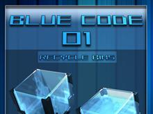 Blue Code 01 - Recycle Bins