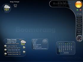 BoomerangDX Deep Blue PT