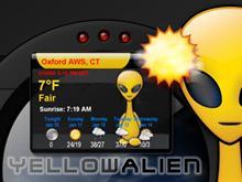 Yellow Alien Dx-Weather