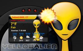 Yellow Alien Dx-Weather