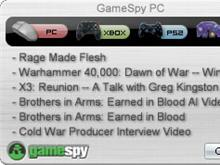 GameSpy RSS Reader