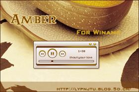 Amber for Winamp