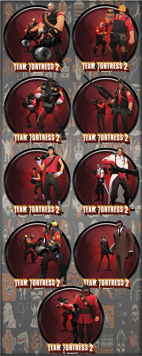 Team Fortress 2 Pack