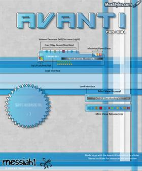 Avanti Xion