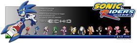 Sonic Riders Icon Set