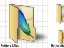 Folders Misc.