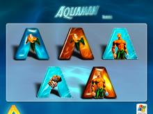 Aquaman Icons