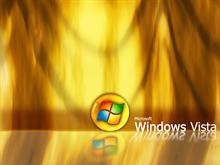 Microsoft Windows Vista on Gold