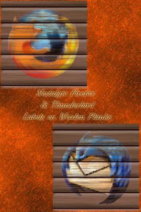 Nostalgic Firefox & Thunderbird