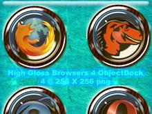 Glossy Browsers