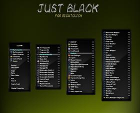 Just Black