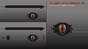 alien inv 3 wall pack