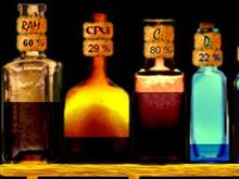 Old Bottles