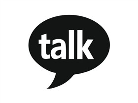 Minimalist Black - Google Talk