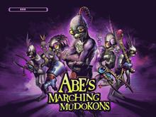 Abe's  Marching Mudokons
