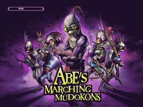 Abe&#39;s  Marching Mudokons