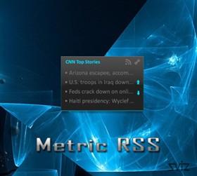 Metric RSS