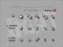 GANT Cursors 2006 Vol 2 CXP