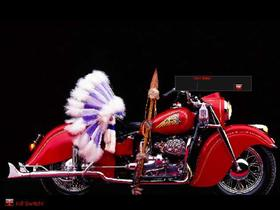 1941 Indian Motorcycle