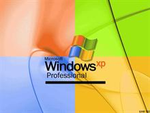 Windows XP 4 Colors