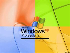 Windows XP 4 Colors
