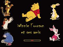 Winnie the pooh (french)