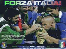 Team Italy 2006 World Cup win bootskin #3