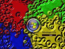 Vista 4 Color Paint Spill!
